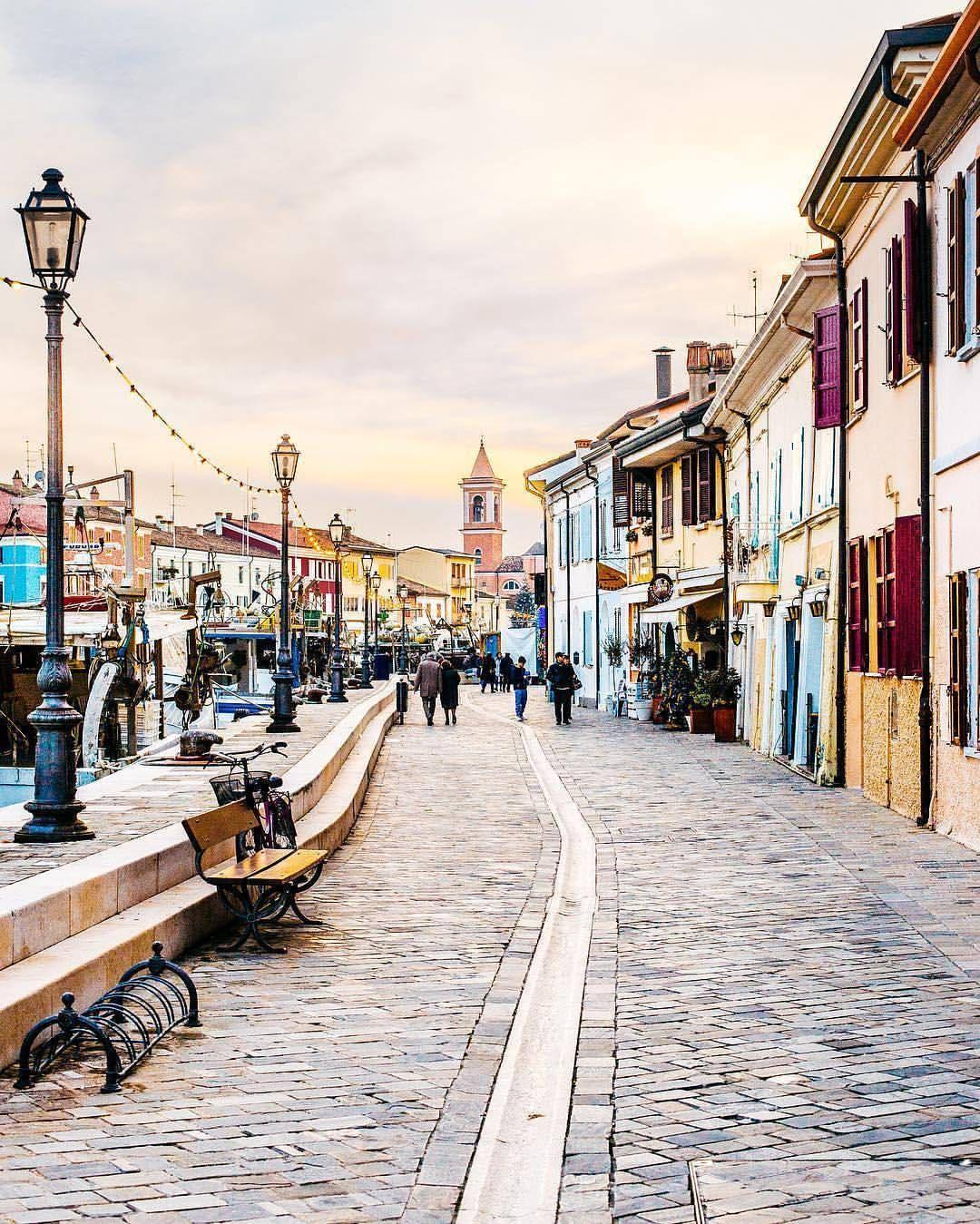 Cesenatico Italy | Travel, Travel destinations, Seaside towns