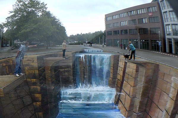 Relatively Interesting You MUST see these sidewalk chalk art ...