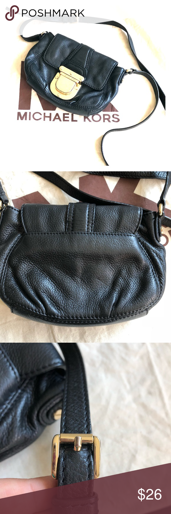 b215c51be02e Spotted while shopping on Poshmark  SOLD-Michael Kors Charlton Crossbody  Bag!  poshmark  fashion  shopping  style  MICHAEL Michael Kors  Handbags