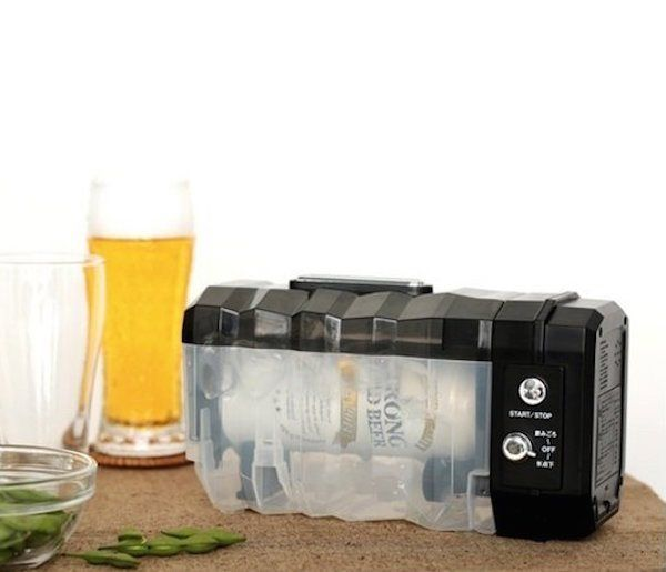 Beat The Heat This Summer By Cooling Your Beer Within Minutes