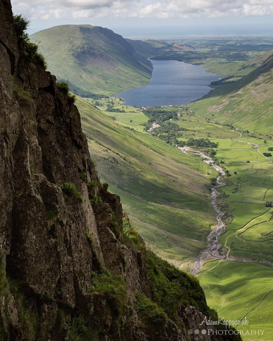 Have You Climbed Great Gable Photo By Adamkappaphotography Love That In Lakeland There Is Always With Images Cool Places To Visit Lake District Lake District England