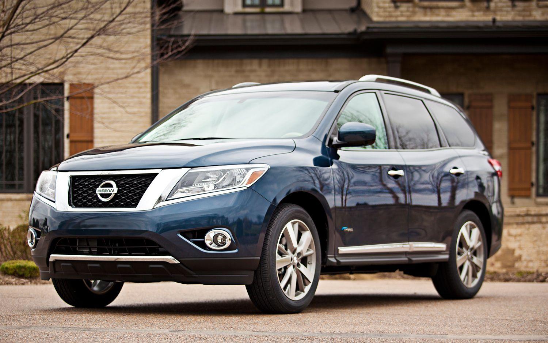 Nissan Introduces the 2014 Nissan Pathfinder Hybrid: Bob Richards Nissan Blog