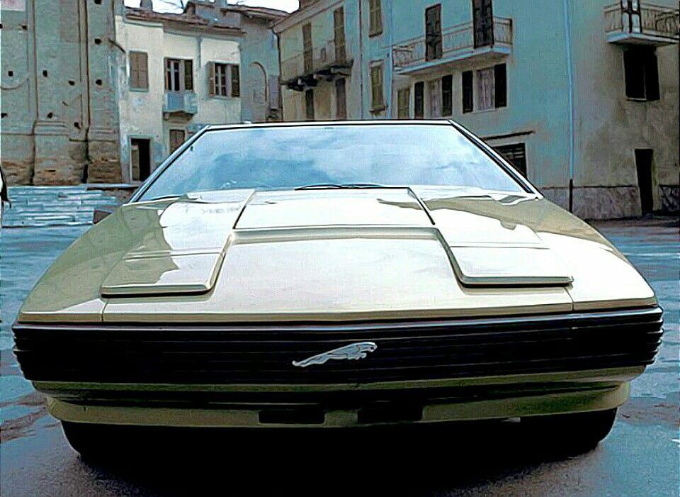 Jaguar XJ-S Ascot by Bertone | Jaguar, Concept cars, Concept design