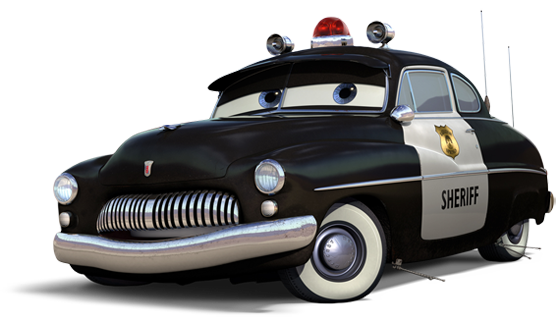 Sheriff Is A Supporting Character In The Cars Franchise There S A Long History Of Law Enforceme Disney Cars Movie Disney Cars Characters Disney Cars Wallpaper