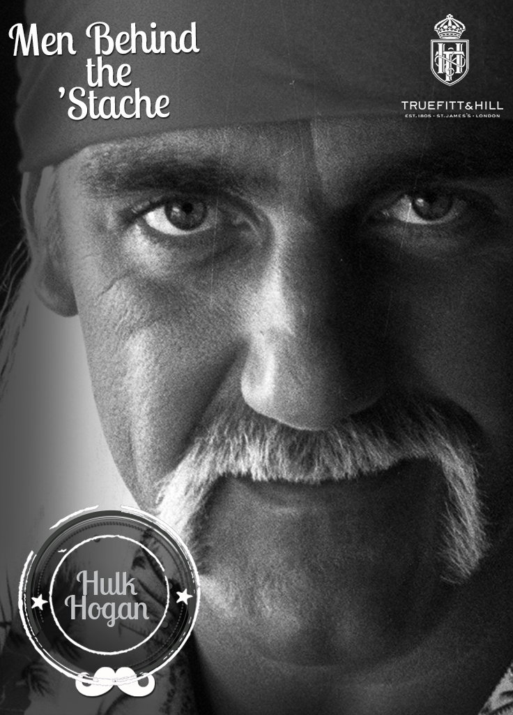 Wrestler And Reality Tv Star Hulk Hogan Created The Hogan Which Has Now Become One Of The Most Worn Staches By Trucker Reality Tv Stars Beard Care Hulk Hogan