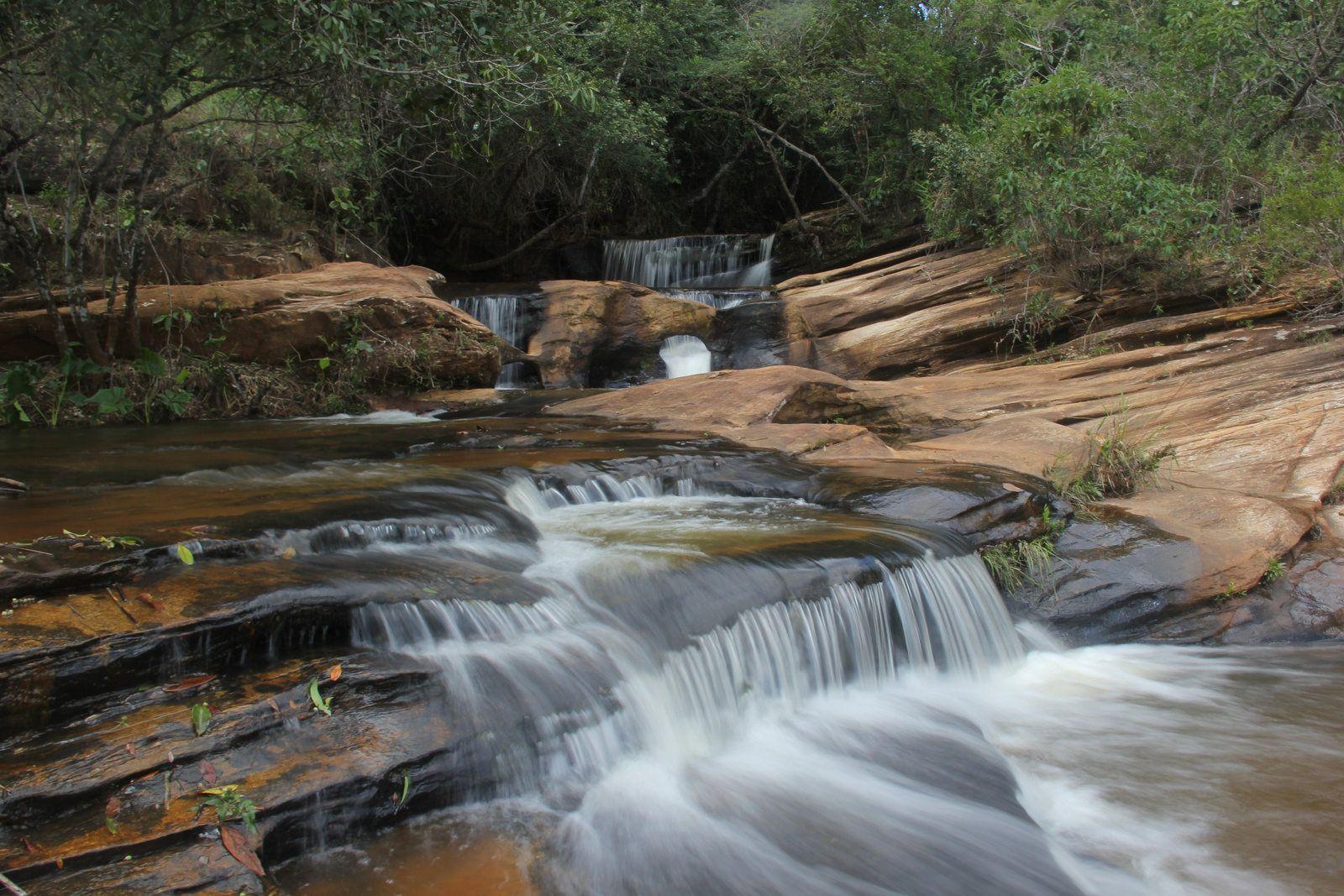 Itambe do Mato Dentro (MG) - Cachoeira do Funil Foto: Fernando Martins | @diegotrambaioli
