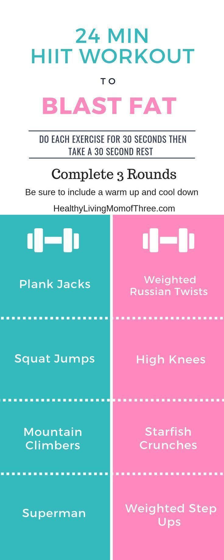 HIIT cardio also known as high-intensity interval training is amazing for burning fat and weight los...