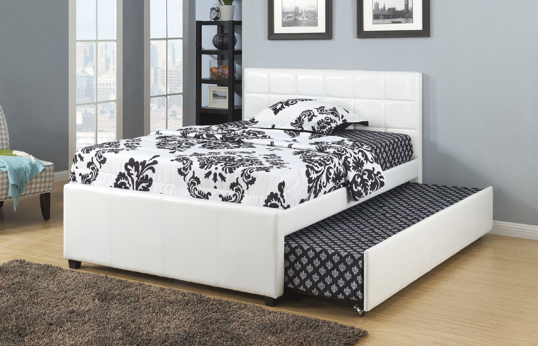 P9216 Full Size Bed 9216 Poundex Full Size Beds In 2020 Full Bed