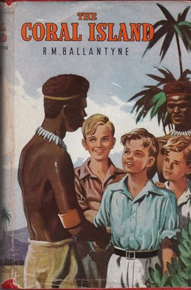 The coral island book review