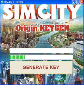 Simcity 4 code for installation