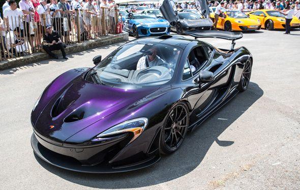 McLaren P1 (2013) CARu0027s Race Speed Goodwood Ride   Automotive Motoring News   