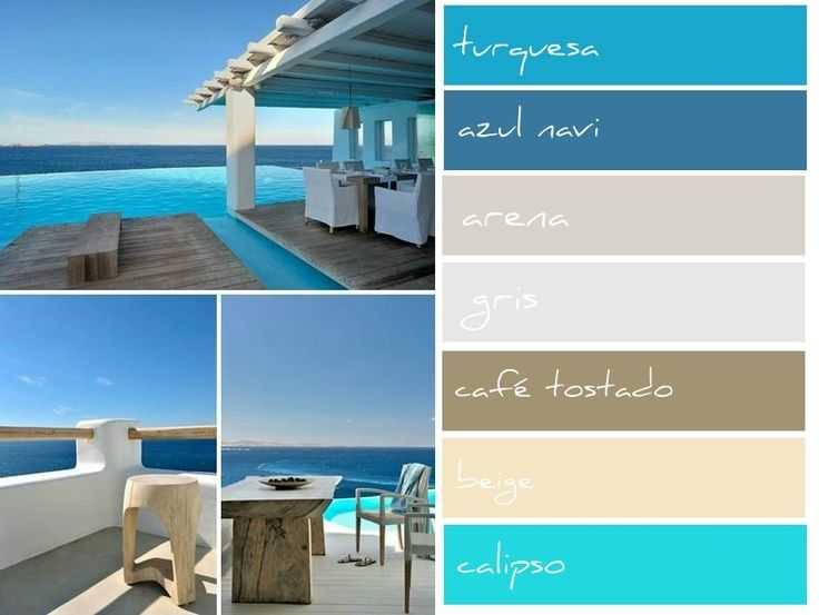 Ideal Colors For Your Beach House Costa Blanca Blog Dream Home