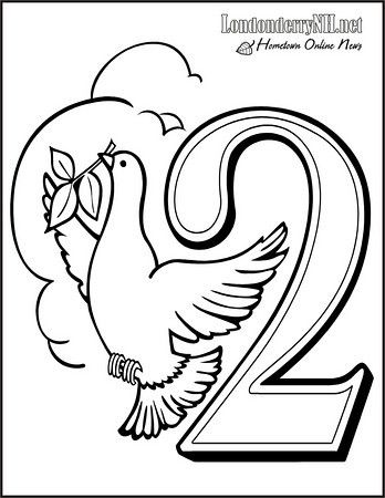 A History Of The Twelve Days Of Christmas Christmas Coloring Pages Christmas Colors Twelve Days Of Christmas