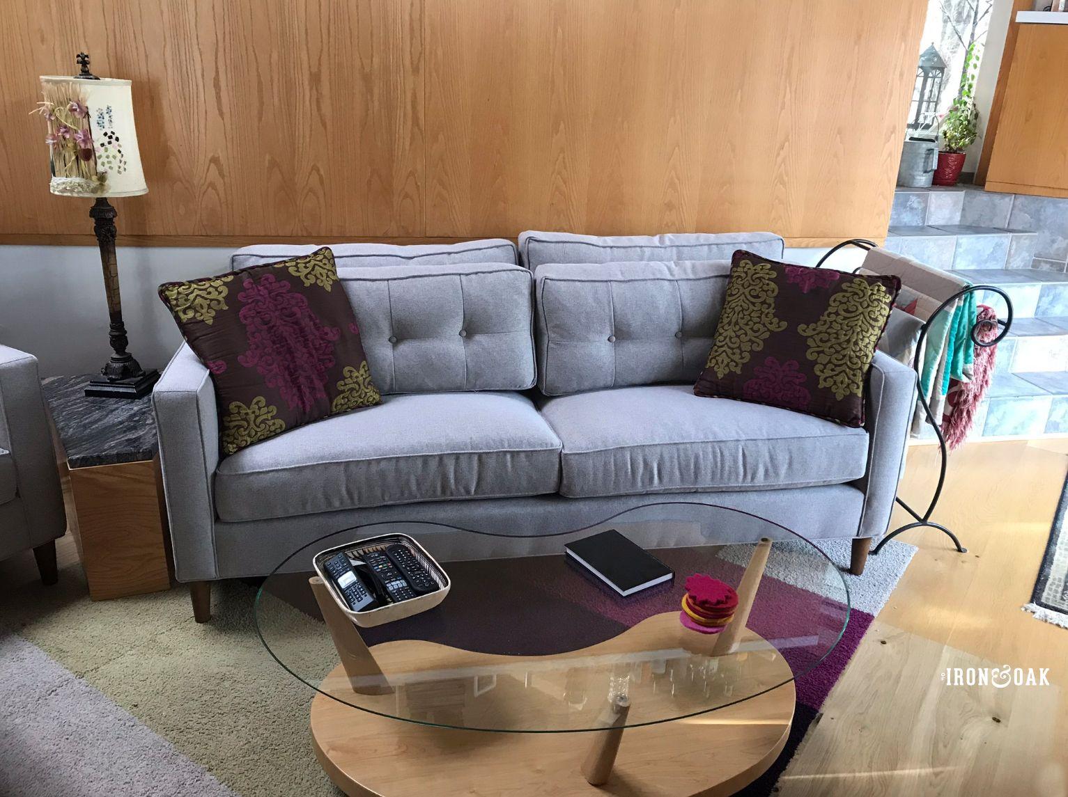 Enjoyable Mid Century Collection In 2019 Of Iron Oak Mid Century Theyellowbook Wood Chair Design Ideas Theyellowbookinfo