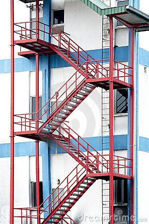 Emergency Exit Stairs Stairway Design Stairs Architecture   Steel Fire Escape Stairs   Architectural   Internal   Industrial   Emergency   Fire Exit