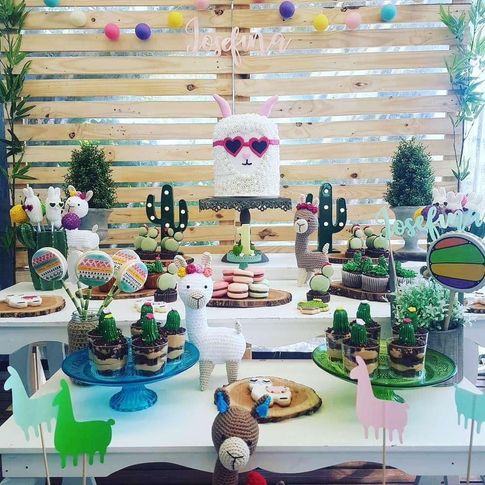Llamas Birthday Party Ideas Photo 10 Of 13 Llama Birthday Birthday Parties Party