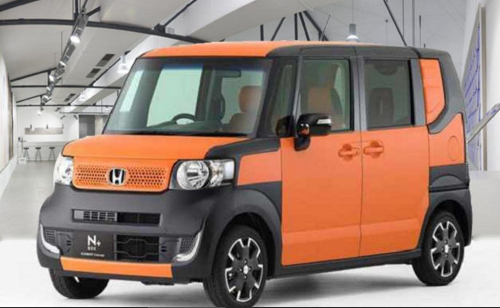 2018 Honda Element >> 2018 Honda Element Redesign And Rumor Stuff To Buy Honda