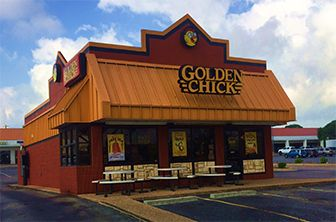 Golden Chick Storefront Your Local Golden Chick Fast Food