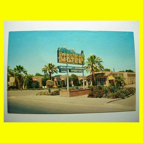 Ladera Ranch Apartments: 1960's TRAVELLER'S MOTEL Yuma Arizona AZ