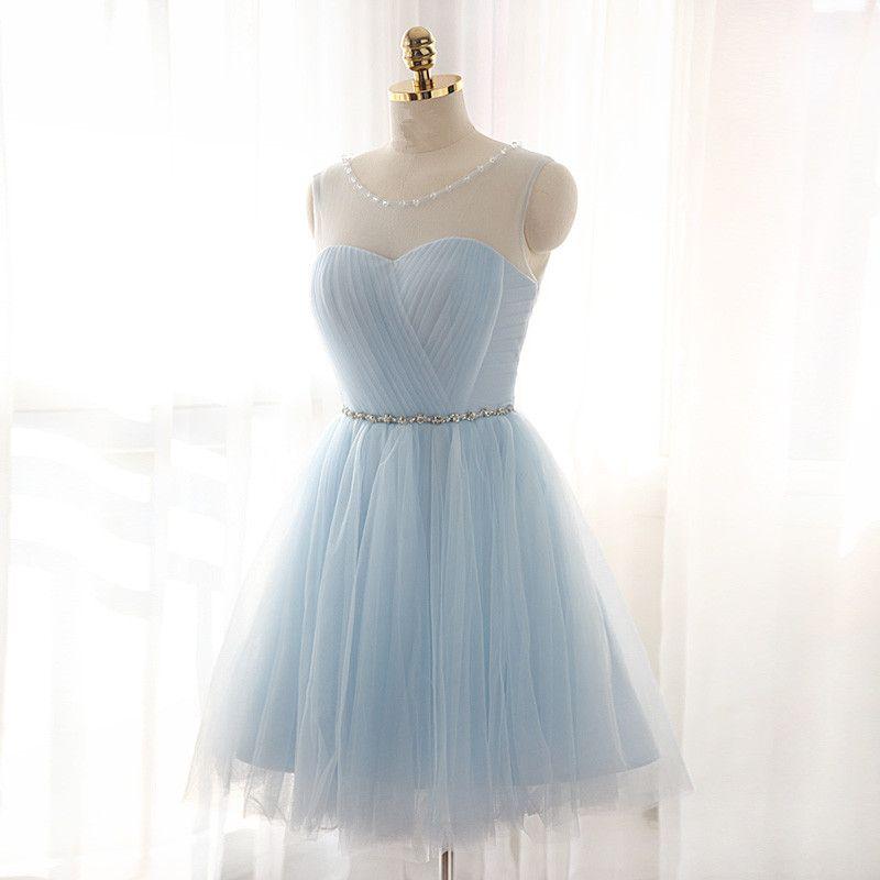 Light Pink Homecoming Dress,Short Prom Dress,Graduation Party Dresses, Homecoming Dresses For Teens