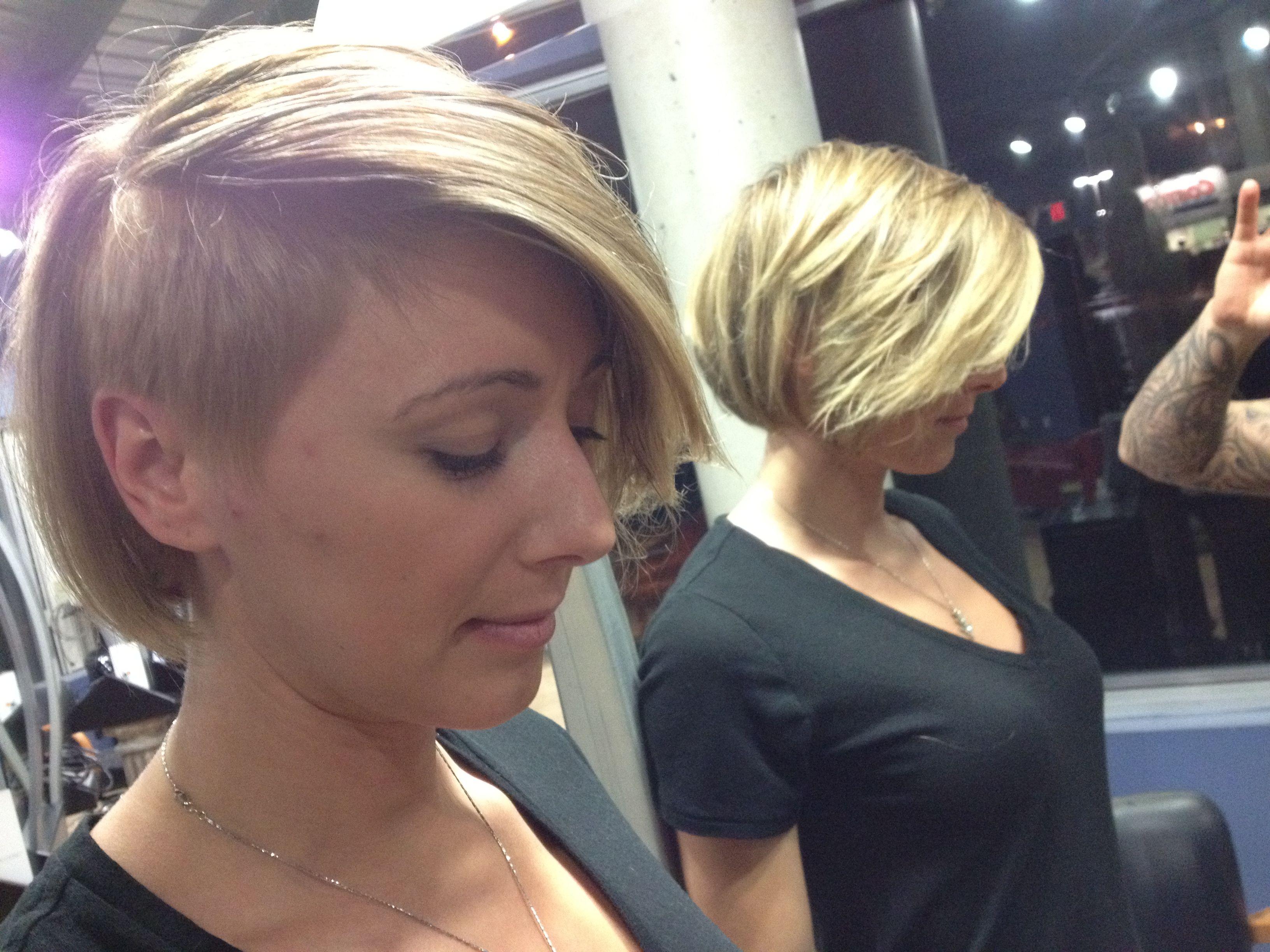 Short Hair, Undercut