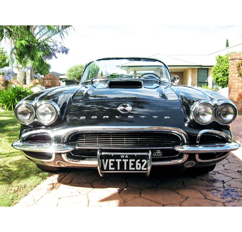 1962 CHEVROLET CORVETTE C1 for sale | Trade Unique Cars Australia ...
