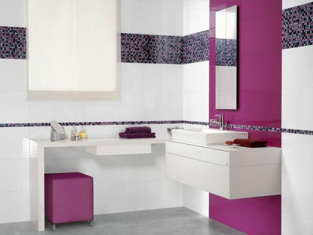 Decorando los baños con morados, malvas, berenjenas,... - Blog ...