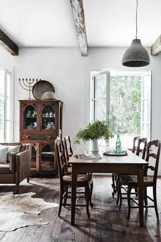 Tumblr Wohnen, Küchen rustikal, Wohnzimmer braun