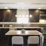 L2 Interiors - kitchen bar