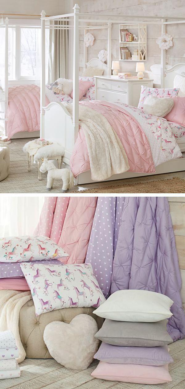 Girls Bedding Quilt Bailey Ruffle Quilt In 2019 Little