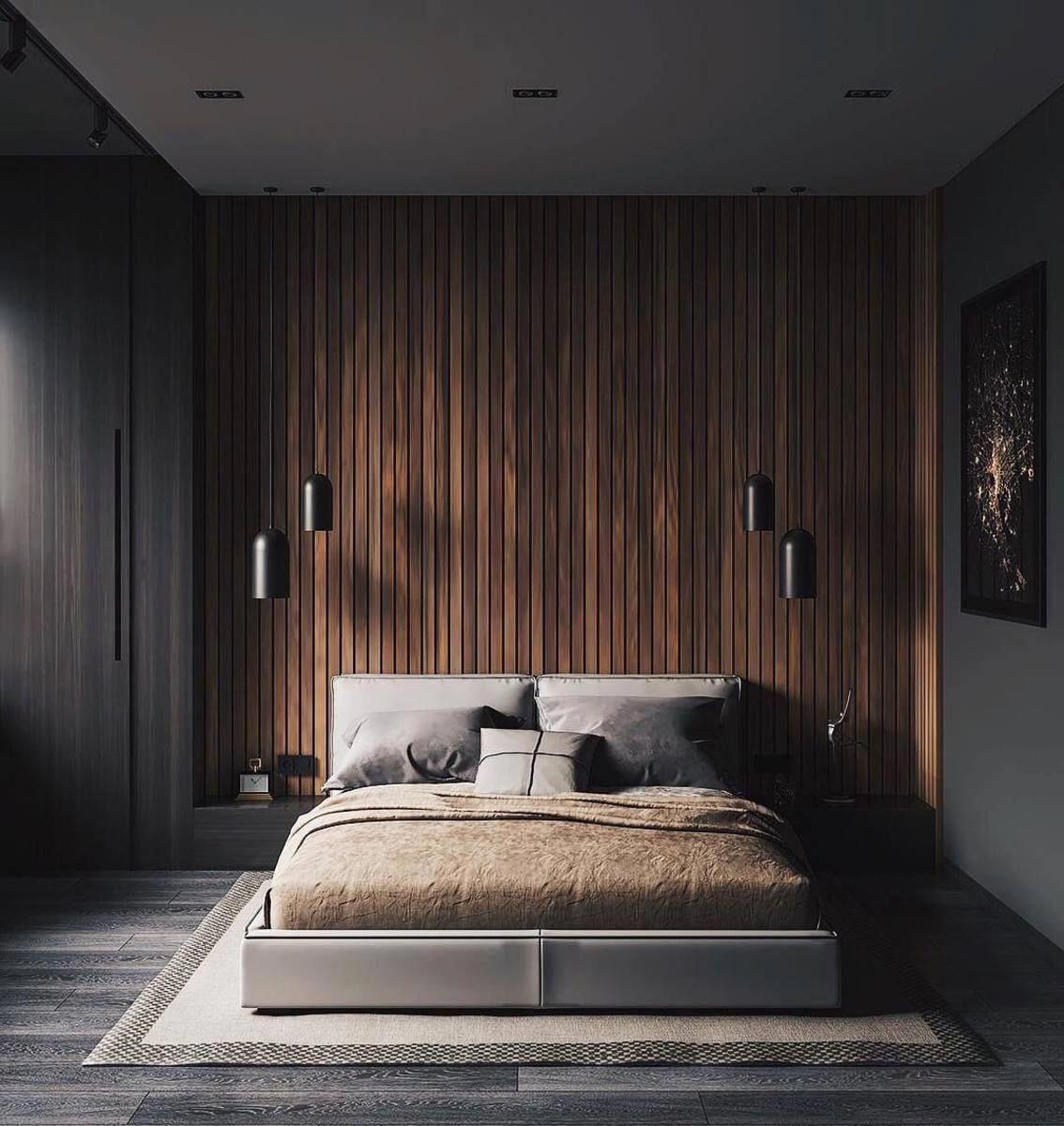 Minimal Interior Design Inspiration 171 Luxurious Bedrooms Minimal Interior Design Minimalism Interior