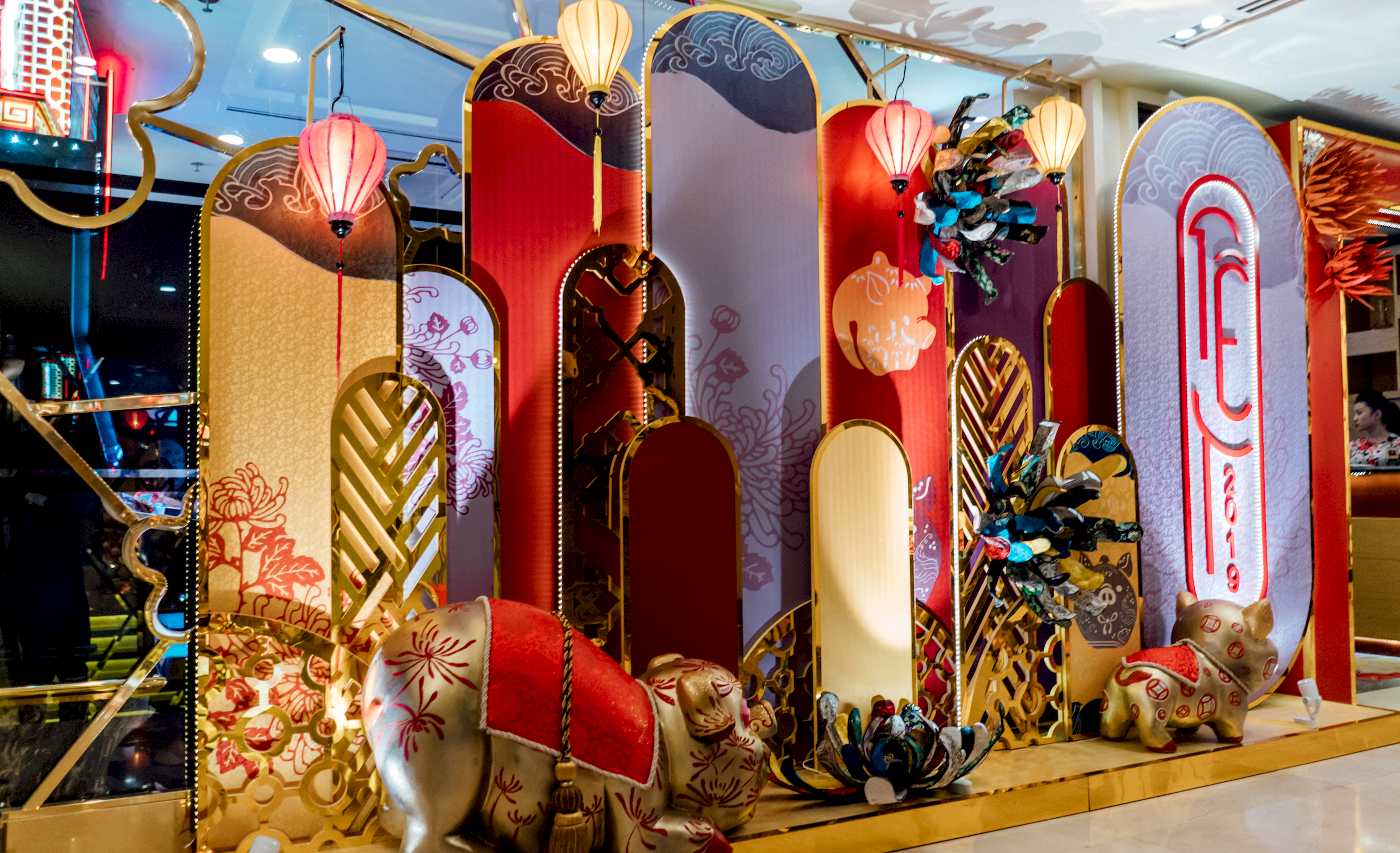 Lunar New Year Decoration Ideas (With images) | Chinese ...