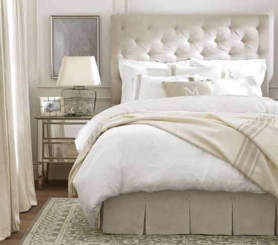 lorraine tufted tall bed bedroom ideas home bedroom 14162 | 6df479eb4fb83d85b38204cb1c1d01a5