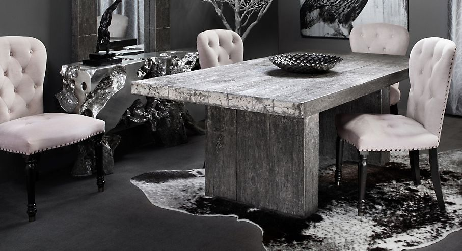 Timber Dining Table 43462 Timber Dining Table Stylish