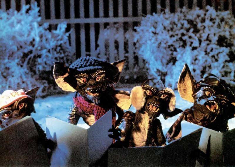 Gremlins Christmas Horror Christmas Horror Movies Best Christmas Movies