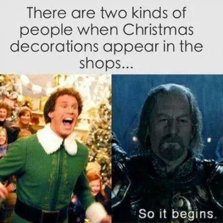 6df49b39a10bd0066ae93d4e5fe1abf5 there are two kinds of christmas people memes pinterest,Funny November Meme