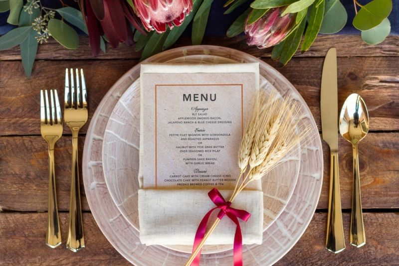 Thanksgiving Table Place Setting Ideas Part - 23: 3 Simple Thanksgiving Place Setting Ideas