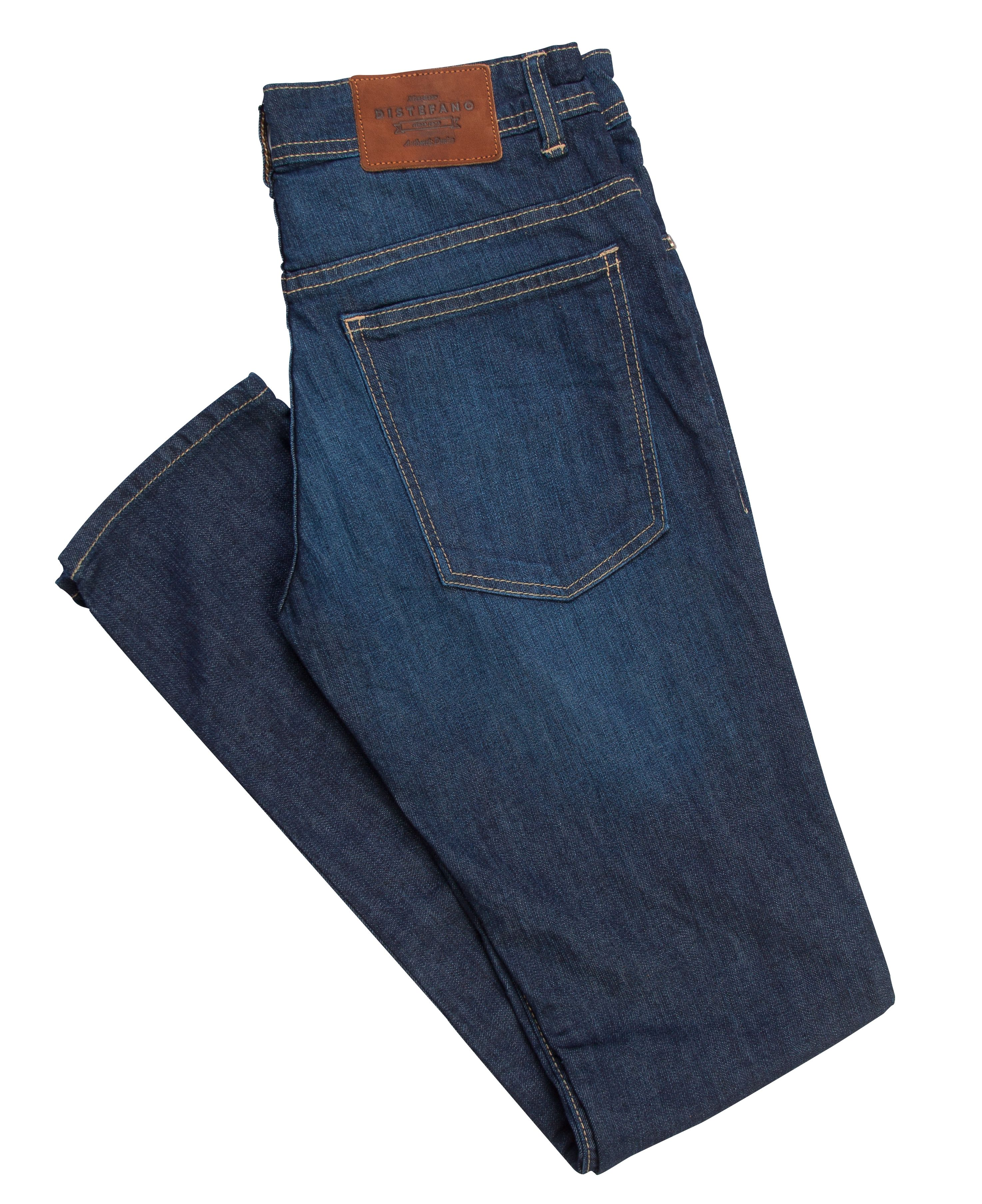 Jeans corte recto • Distefano
