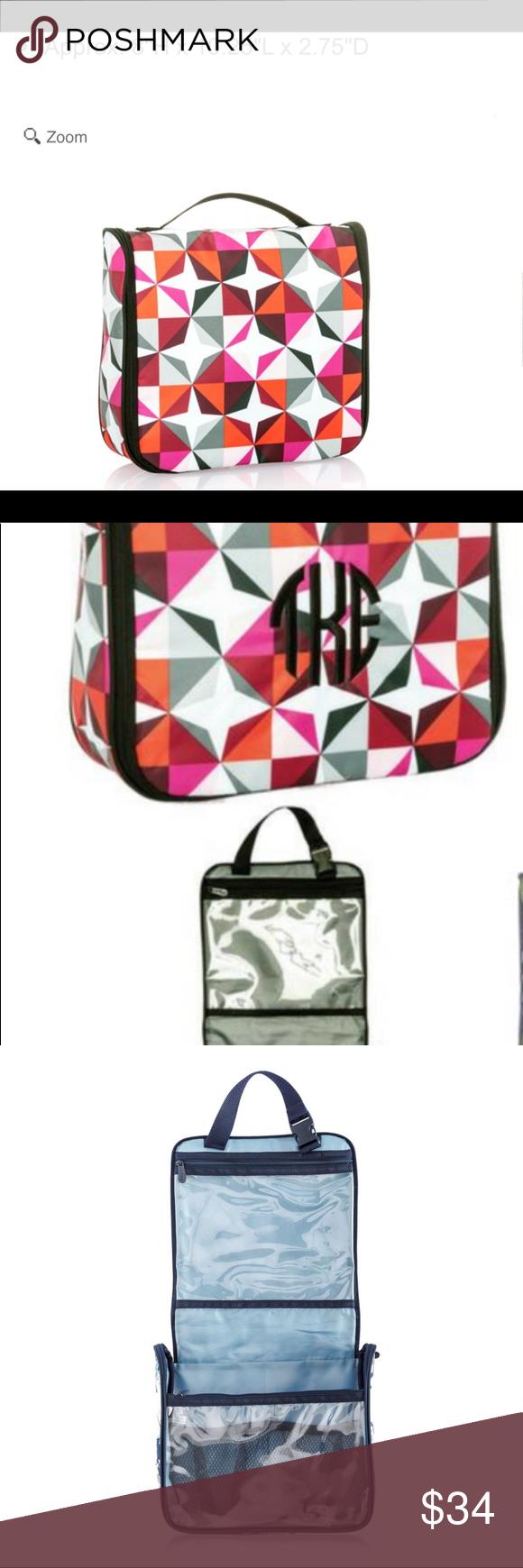 NEW-Thirty-One Hanging Traveler Case-Origami Pop NEW in package- Hanging Travele...#caseorigami #hanging #newthirtyone #package #pop #travele #traveler