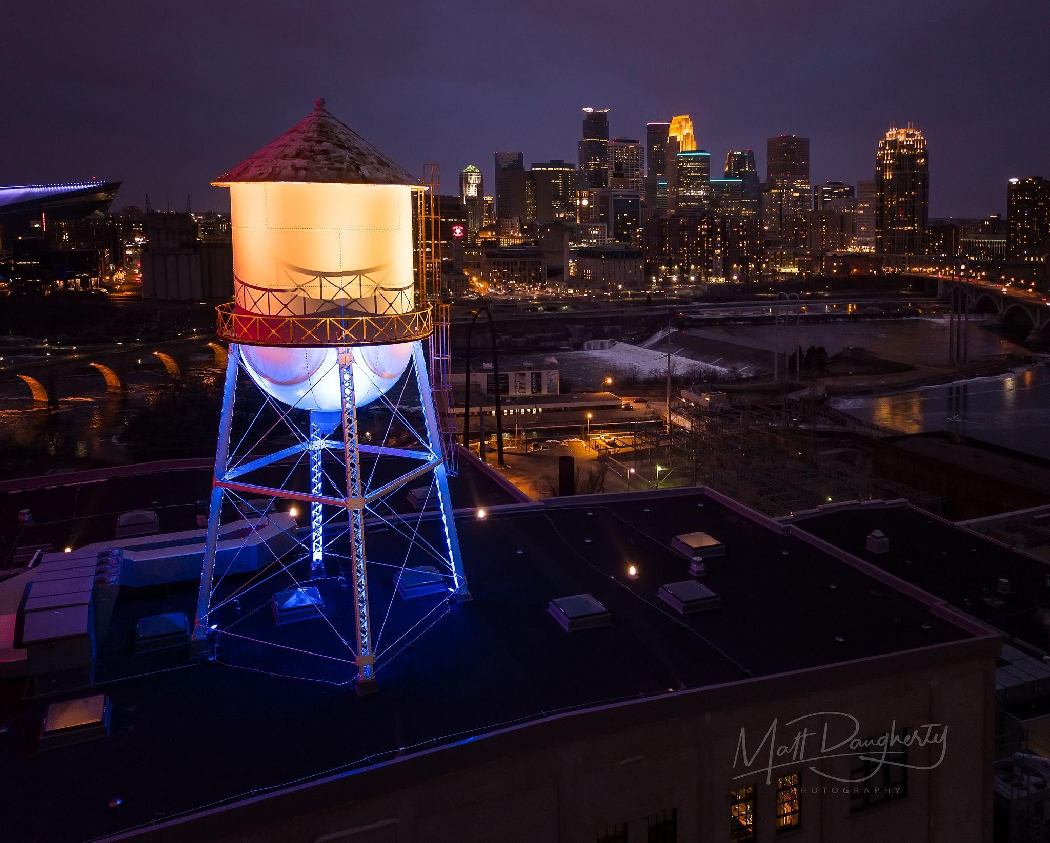 Beacon artist loft city minneapolis