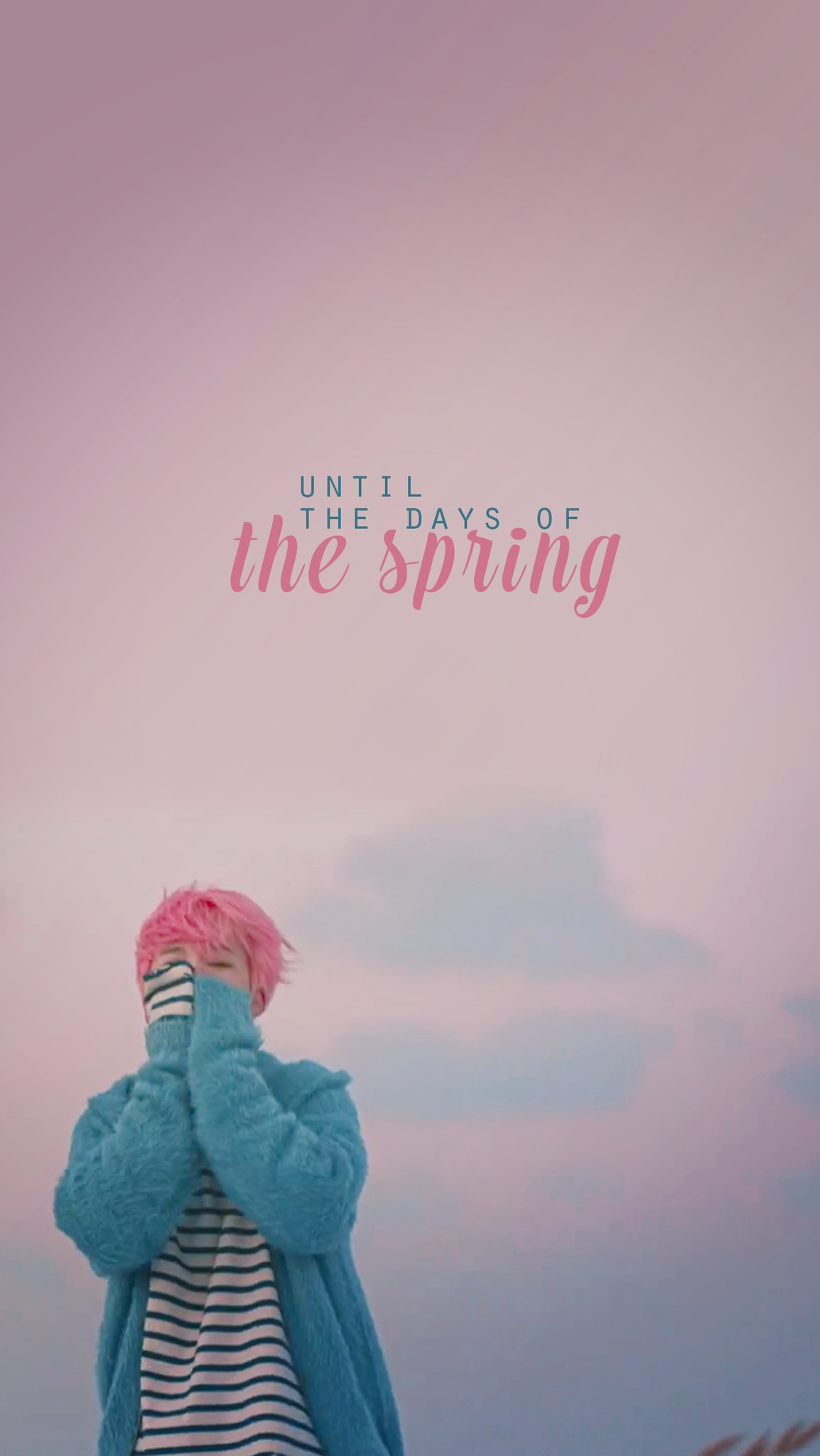 BTS BTS Wallpapers Jimin Spring Day You Never Walk Alone BTS JIMIN Pinterest ...