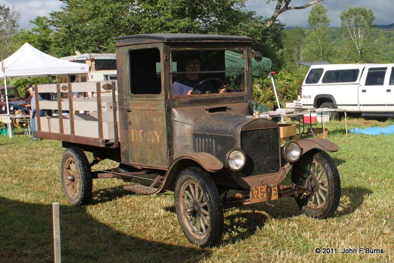 1927 Ford Model Tt Truck Old Ford Trucks Antique Trucks Ford