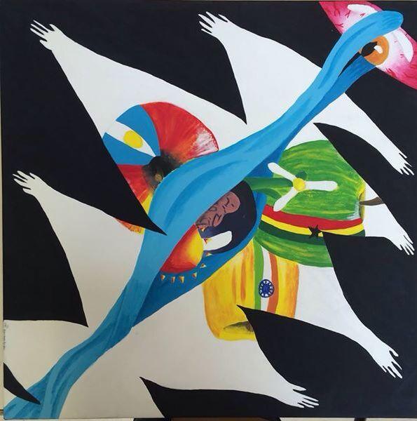 Progetto expo 2014-15 classe 4B laboratorio artistico , Giorgetti-Torcigliani - liceo artistico Stagio Stagi Pietrasanta -alessandro Becagli