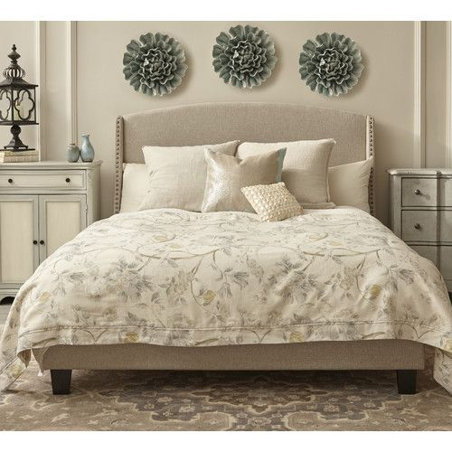 Found It At Joss U0026 Main   Robinson Queen Upholstered Panel Bed