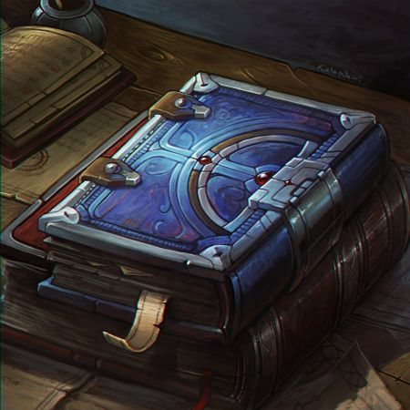 Spellbook of Knowledge by pokemon2000nb on DeviantArt