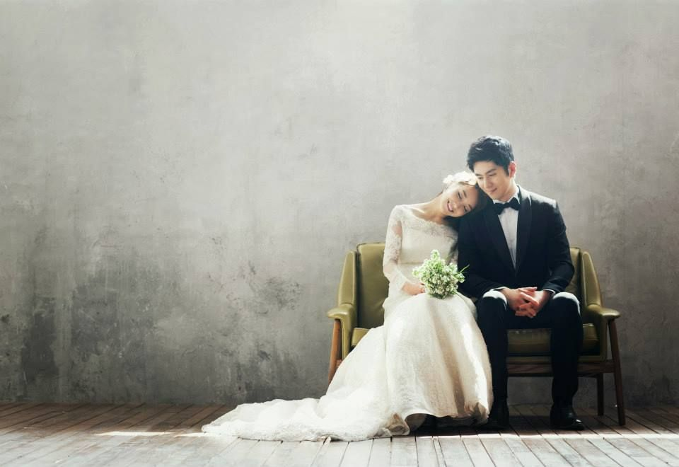 Wedding Photography Styles: Korean Style Pre-wedding Photos 10