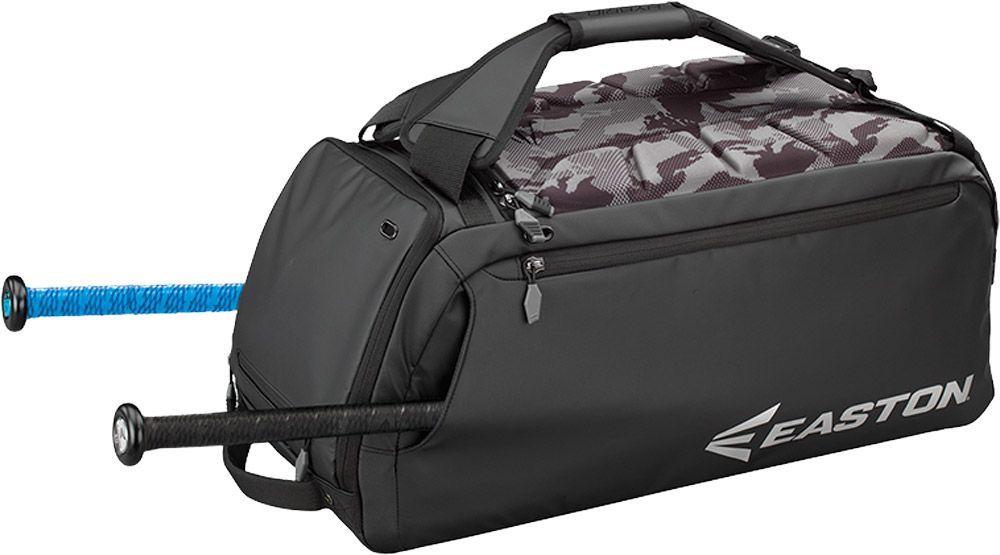 Easton Hybrid Backpack Duffle, Black in 2020 Duffel bag