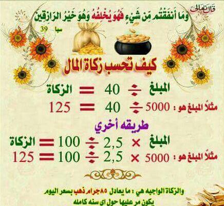 كيف تحسب زكاة المال Islam Quran Queen Quotes Islamic Quotes