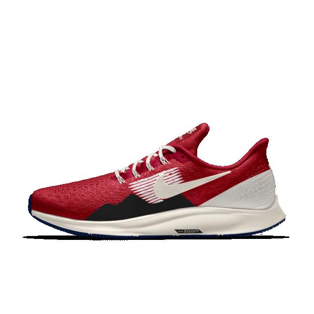 Nike Air Zoom Pegasus 35 Premium iD Zapatillas de running Hombre