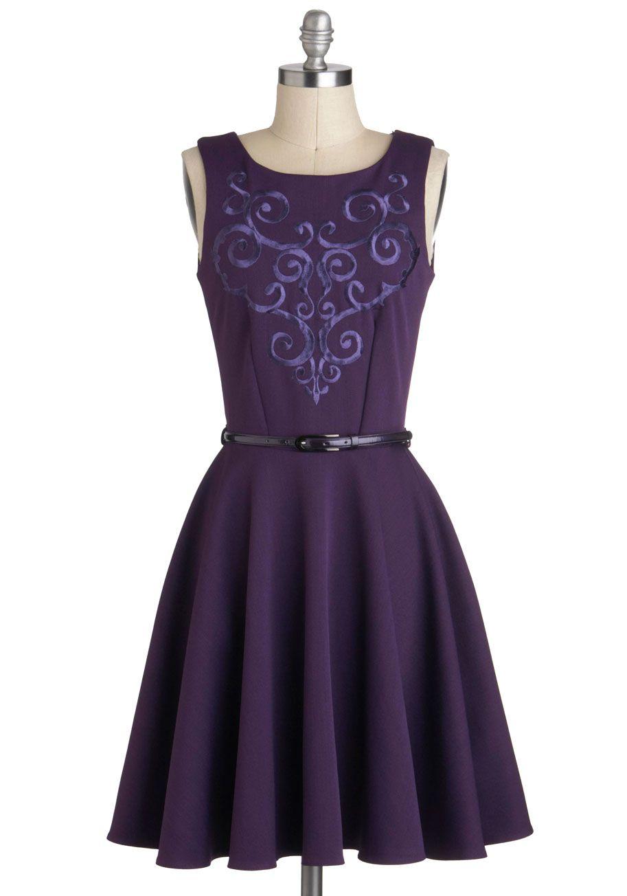 Grape Kelly Dress | My Style | Pinterest | Conjuntos, Blusas y ...